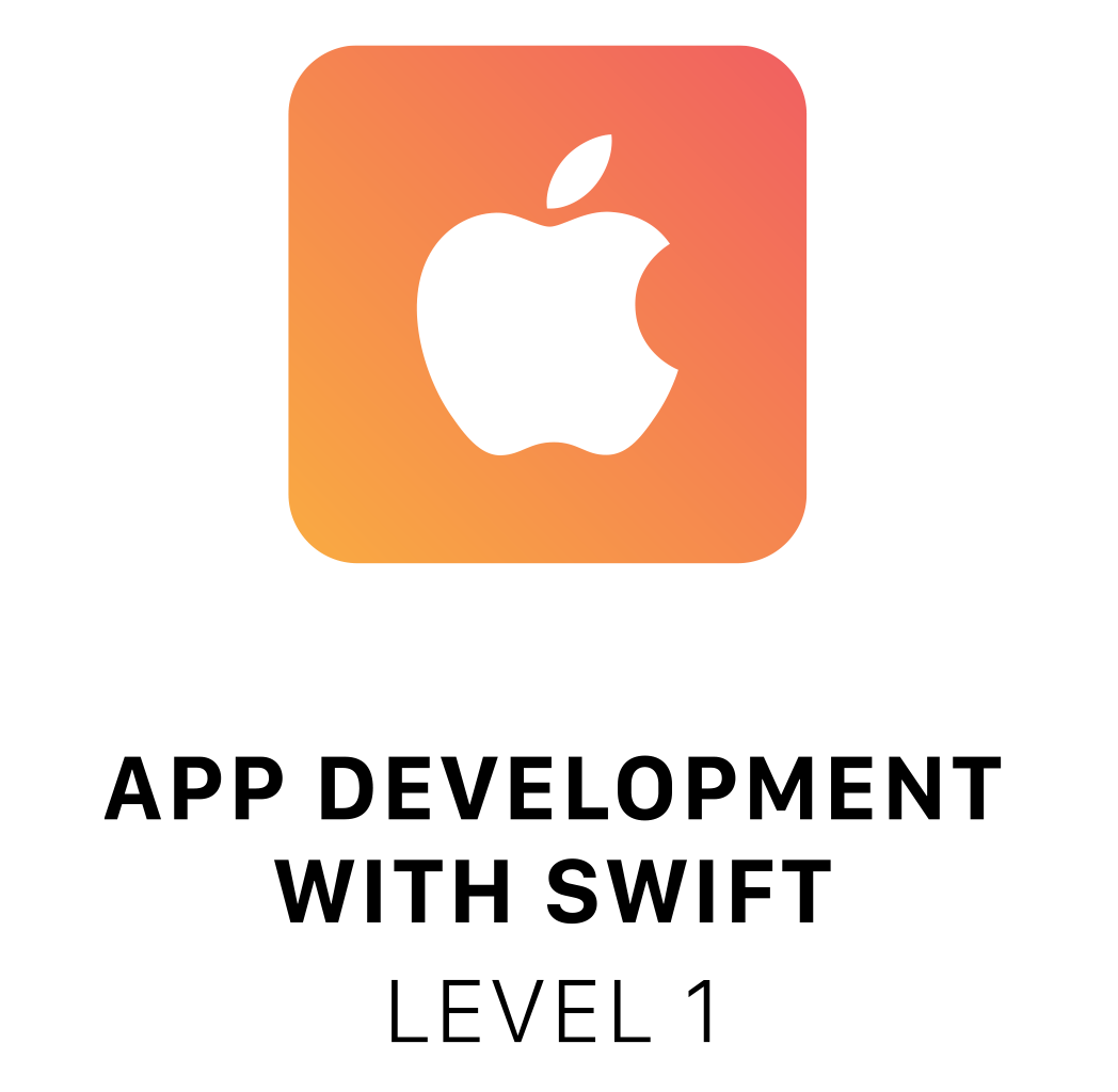 App Development With Swift Certification Apple Certiport