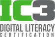 IC3 Ditigital Literacy Certification