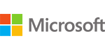 Microsoft logo for certification exams