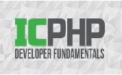 IC PHP Developer Fundamentals