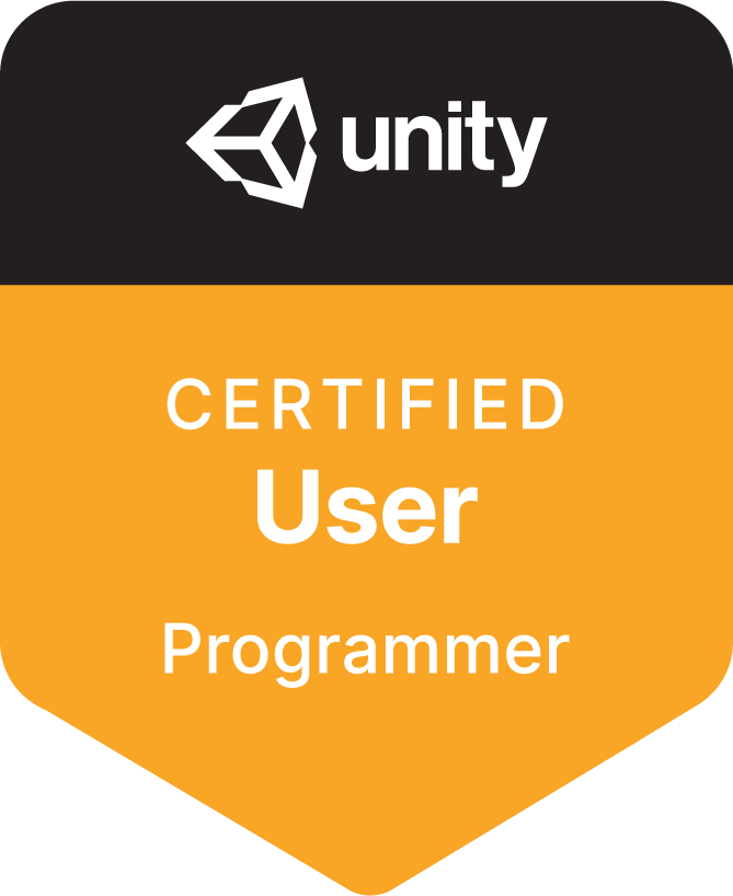 Unity Certified User: Programmer