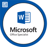 Mos Badging Microsoft Office Specialist Certiport
