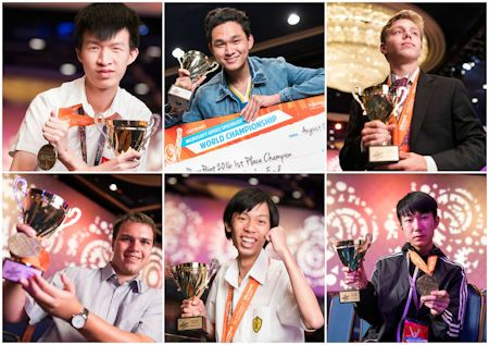 2017 Microsoft Office Specialist World Champions