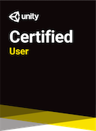 Unity Certified User