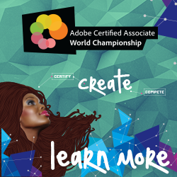 Click Here for the Certiport Adobe Certified Associate World Championship site.