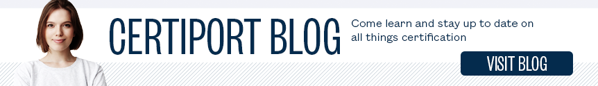 Visit the Certiport blog