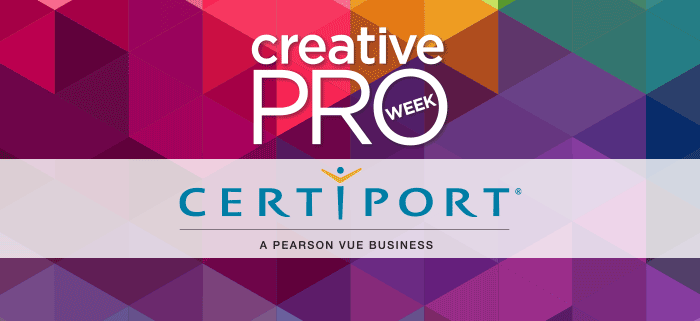 CreativePRO and Certiport